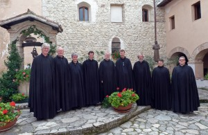 Consortium Vocale - Santuario Fonte Colombo 7-10-2012 Photo Allessandro Masi
